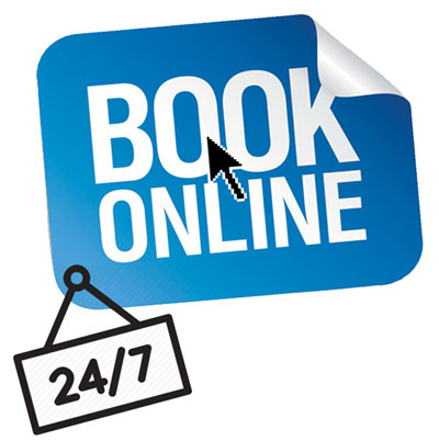 Click to Book Here 24/7