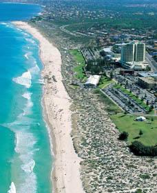 Scarborough Beach Perth Western Australia